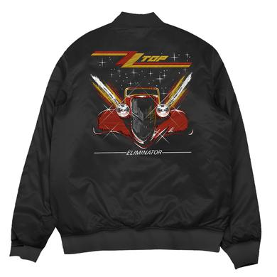 ZZ Top Limited Edition Eliminator Bomber