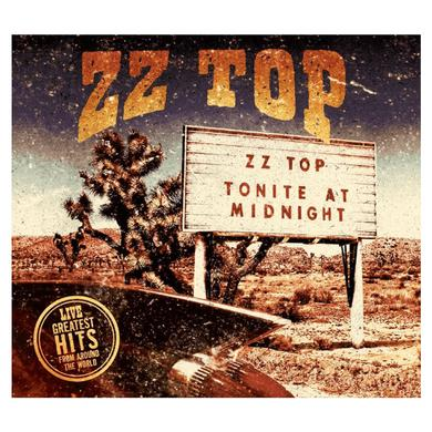 ZZ Top Live – Greatest Hits From Around The World (CD)