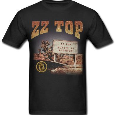 ZZ Top Live – LP and Tee Bundle