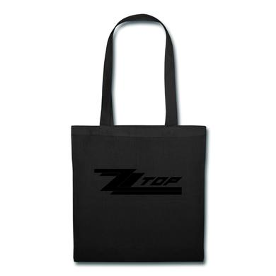 ZZ Top Black on Black (tote)