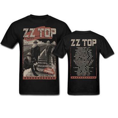 ZZ Top Tres Hombres Tracks