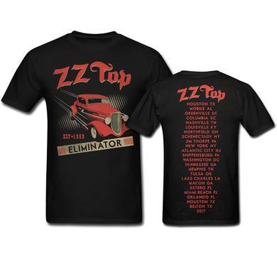 ZZ Top Eliminator Est. 1969