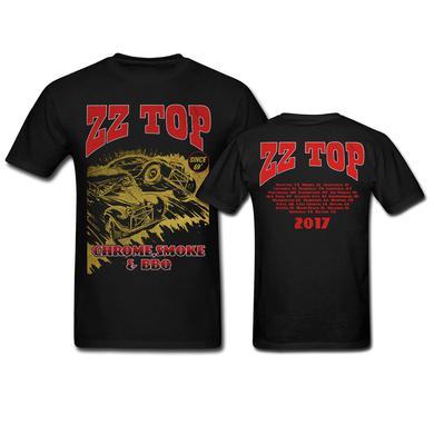 ZZ Top Chrome, Smoke & BBQ