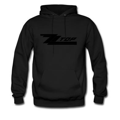 ZZ Top Black on Black (hoodie)