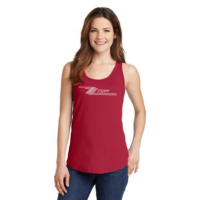 ZZ Top Bling Loose Fit Tank
