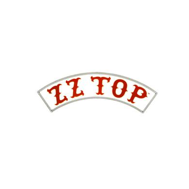ZZ Top Arch Logo Sticker