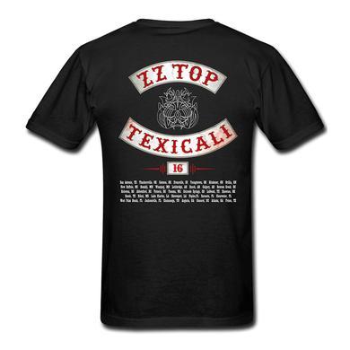 ZZ Top ZZ 16/TexiCali