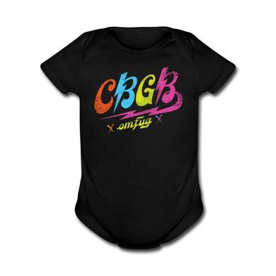 CBGB Retro (onesie)