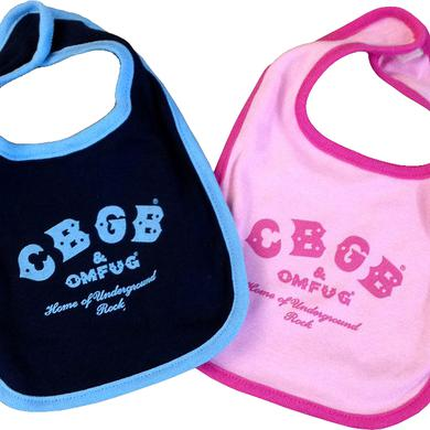 CBGB Baby Classic Logo Bib