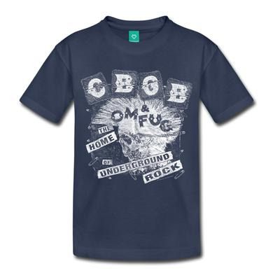 CBGB Back Patch (2-4Yrs)