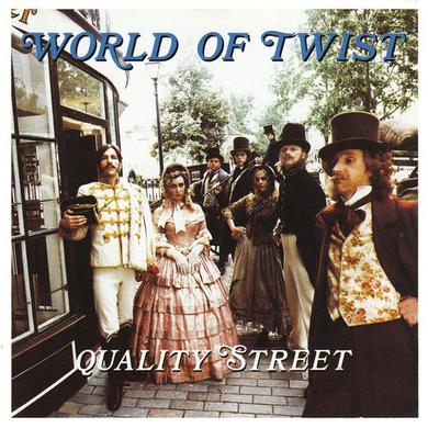 3 Loop Music World Of Twist - Quality Street - Expanded Edition CD