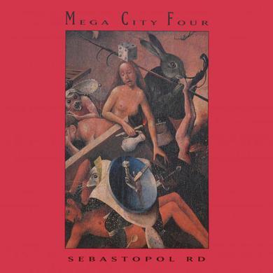 3 Loop Music Mega City Four - Sebastopol Rd - Expanded Edition CD