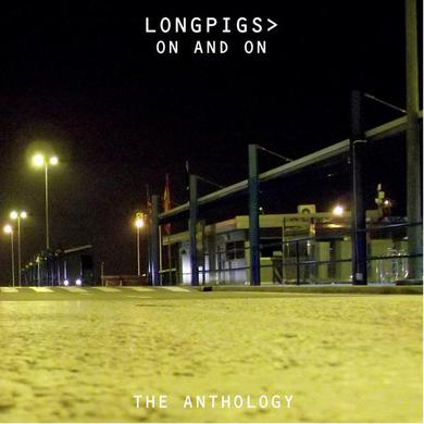 3 Loop Music Longpigs - On And On: The Anthology CD