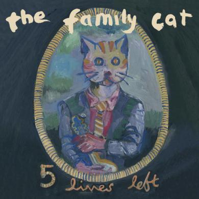 3 Loop Music The Family Cat - Five Lives Left: The Anthology CD