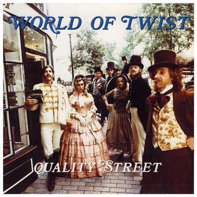 3 Loop Music World Of Twist - Quality Street Heavyweight LP (Vinyl)