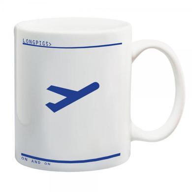 3 Loop Music Longpigs - Plane Mug