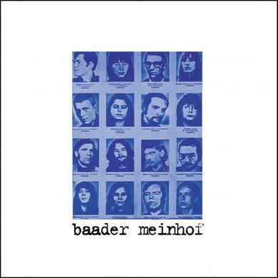 3 Loop Music Baader Meinhof - Baader Meinhof Heavyweight LP (Vinyl)