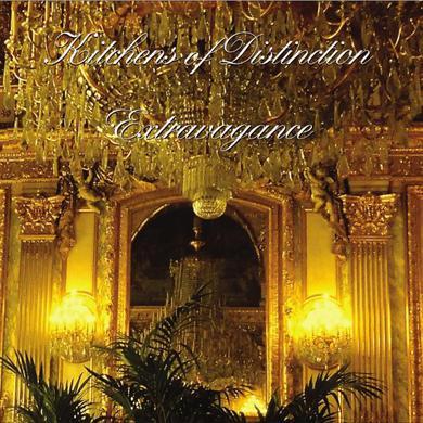 3 Loop Music Kitchens Of Distinction - Extravagance EP 10 Inch (Vinyl)