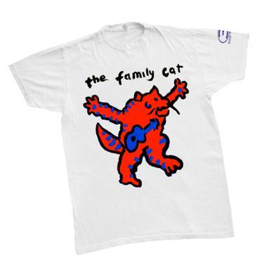 3 Loop Music The Family Cat - Cat t-shirt