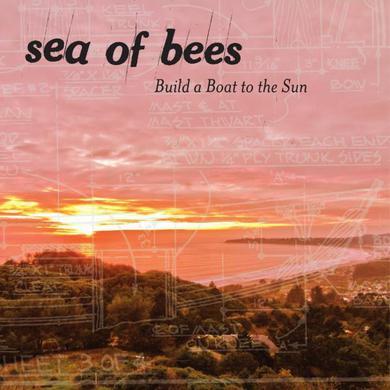 3 Loop Music Build A Boat To The Sun (Vinyl) Heavyweight LP