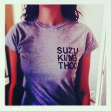 A1M Records Suzuki Method Logo Girl's T-Shirt