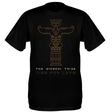 "A1M Records The Winachi Tribe T shirt ""The Tribe"" Logo - Exclusive Design"