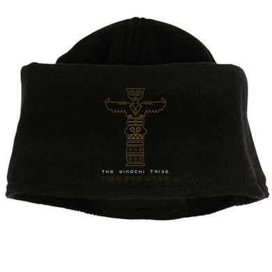 A1M Records Winachi Tribe - Classic Black & Gold Ski Hat