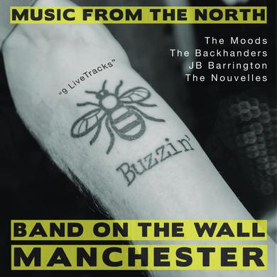 A1M Records Music From The North- Live @ Band on The Wall  CD