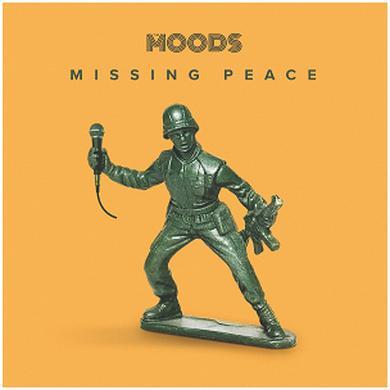 A1M Records Missing Peace Green Vinyl LP (Ltd Edition) LP