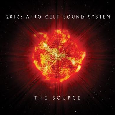 Afro Celt Sound System The Source 2LP + USB (Signed) Double Heavyweight LP (Vinyl)
