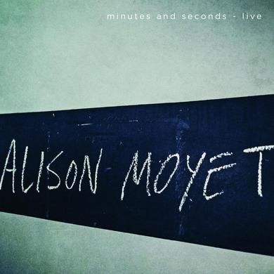 Alison Moyet minutes and seconds - live (CD) CD