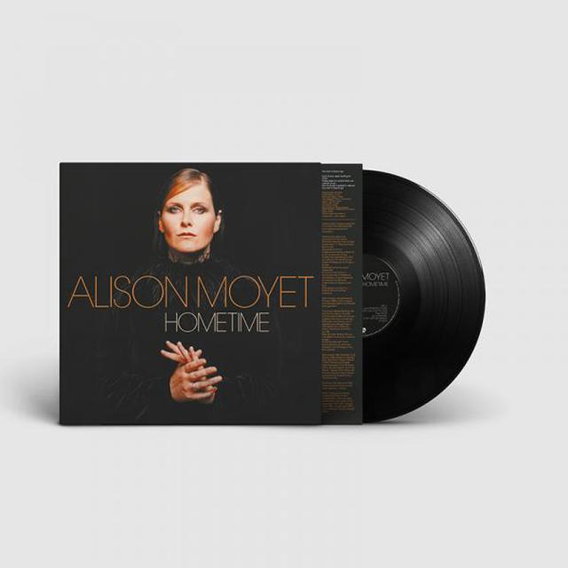 Alison Moyet Hometime LP Heavyweight LP (Vinyl)