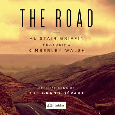 Alistair Griffin The Road CDS