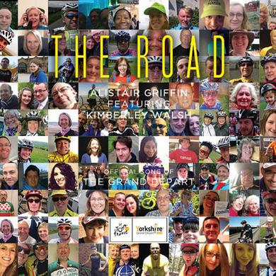 Alistair Griffin The Road (The Tour Maker edition) CD
