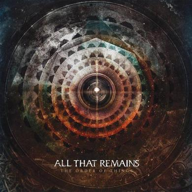 All That Remains The Order Of Things (Signed CD Exclusive) CD