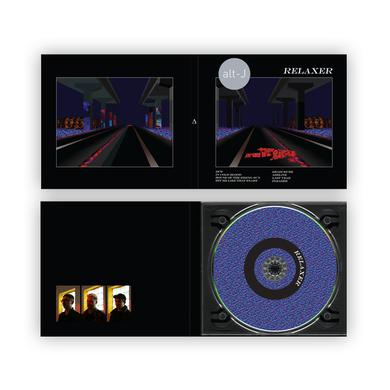 Alt-J Relaxer CD Album CD