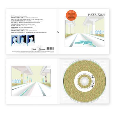 Alt-J Reduxer CD Album (Signed) CD