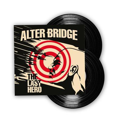 Alter Bridge The Last Hero 2LP Black Vinyl Double Heavyweight LP