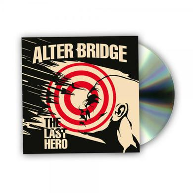 Alter Bridge The Last Hero Deluxe Digipack CD Album Deluxe CD