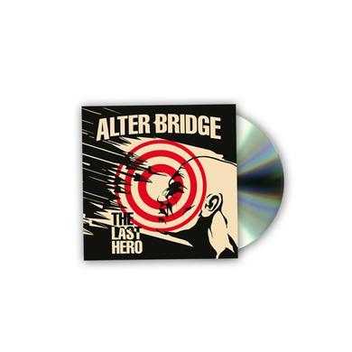 Alter Bridge The Last Hero Deluxe Digipack CD Album Deluxe CD