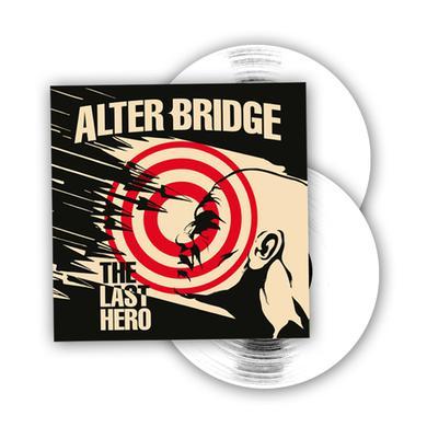 Alter Bridge The Last Hero 2LP White Vinyl (Exclusive) Double Heavyweight LP