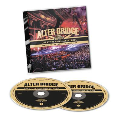 Alter Bridge Live At The Royal Albert Hall Featuring The Parallax Orchestra 2CD Album Deluxe CD