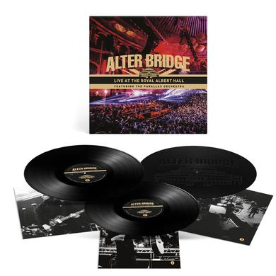 Alter Bridge Live At The Royal Albert Hall Featuring The Parallax Orchestra Triple Vinyl LP Triple LP
