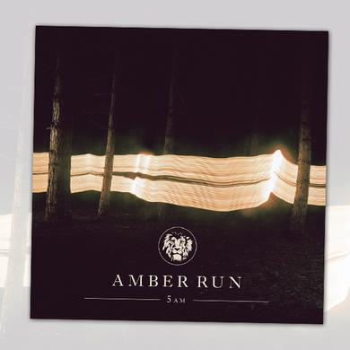 Amber Run 5AM 12-Inch Art Print