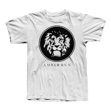 Amber Run White Logo T-Shirt