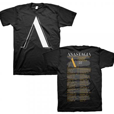 "Anastacia Official Ultimate Collection ""A\"" T Shirt"