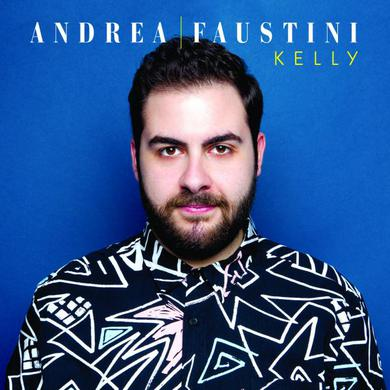 Andrea Faustini Kelly CD Album CD