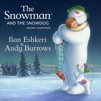 Andy Burrows The Snowman and The Snowdog CD