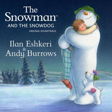 Andy Burrows The Snowman & The Snowdog (180g Heavyweight White Vinyl) Heavyweight LP