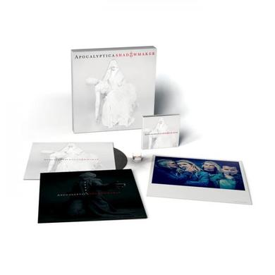 Apocalyptica Shadowmaker Box Set (Exclusive Signed Booklet) Boxset